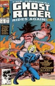 Ghost Rider Rides Again, The Original